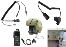 Flight Helmet Adapters