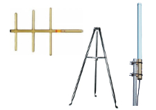 Antenna's & Mounts, Base Station / Repeater
