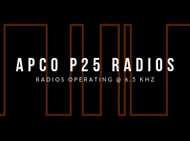 APCO P25 Digital Standard