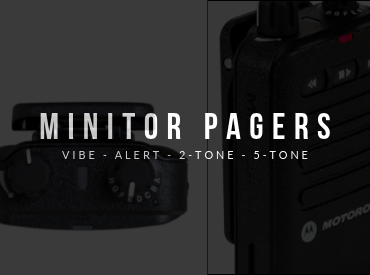 Minitor Pagers