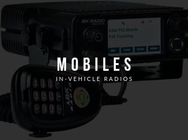Mobile BK Radios