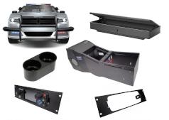 Upfitting & Consoles