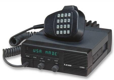 BENDIX KING EMH Series Mobile Radio Owners manual NEW