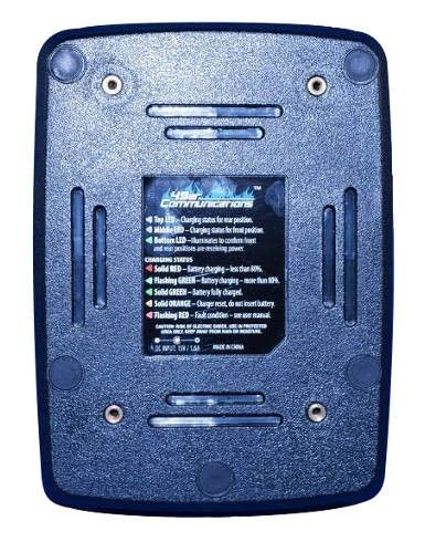 Charger for Bendix-King KNG-P150 Single Bay in-Vehicle Rapid Charger