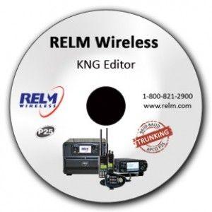 KNG-P & KNG-M Programming Software CD, NeoVision, KAA0732