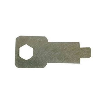 1400-20029-100 Antenna Adapter Key for RELM BK Radio DPH, GPH, EPH