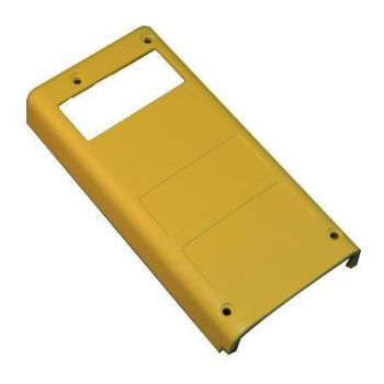 Stinger Yellow Back Case - 1411-60701-312 - Yellow Metal for RELM BK Radio DPH, GPH