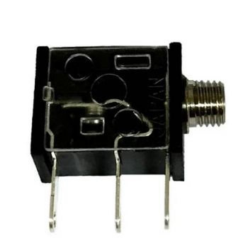 2101-20033-000 Speaker Jack, 2.5mm Audio Port for RELM BK Radio DPH, GPH, EPH