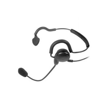 AAKNGLDMMS BTH Lightweight Headset, with Boom Mic for RELM BK Radio KNG