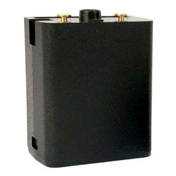 Black, 2200 mAh / Li-Ion Rechargeable Battery, BADPHRCBA22 - Equivalent to LAA0170 for RELM BK Radio DPH, GPH