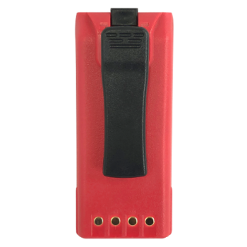 KAA0101 BADASS Red, 3600 mAh / Li-Ion Rechargeable Battery for RELM BK Radio KNG