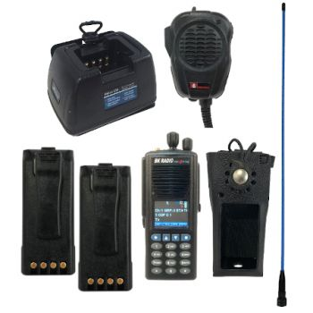 BUKNGRC - BK Radio KNG P series Cal Fire and USFS Bundle