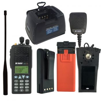 KNG-P150CMD CAL FIRE Firefighting Radio Bundle
