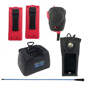 BK Radio KNG Accessory Grab N Go Premium Kit