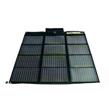 CHSO9R20 20 Watt Foldable Solar Panel with Female Cigarette Lighter Plug for RDPR Solar Charging