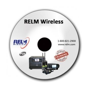 Service Manual, KAA0002CD - CD, for Relm BK Radio KNG-M Series