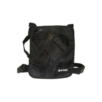 Chest Pack KAA0447A - Mesh, Black, for RELM BK Radio KNG