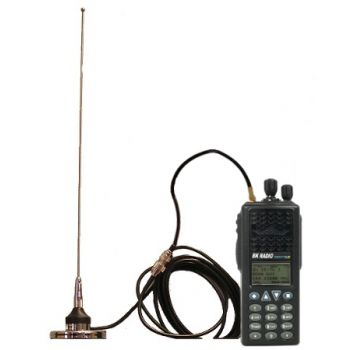 External Antenna Adapter Kit for KNG, STP, SMA-F