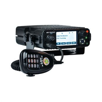 KNG-M APCO P25 Digital Dash Mount Mobile Radios
