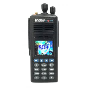 KNG2-P150CMD BK Radio Command VHF Radio