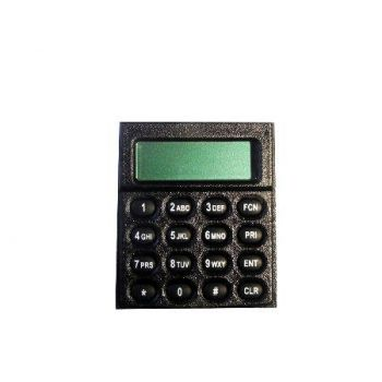 LAA0655 Alpha Numeric LCD/Keypad Assy, for RELM BK Radio DPH-CMD and GPH-CMD