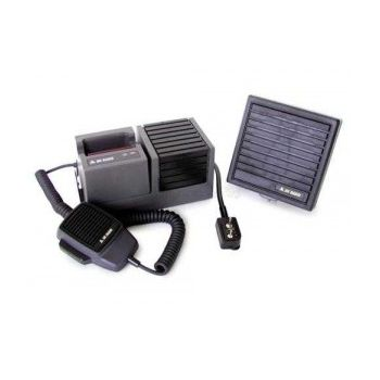 LAB0356 Mobile Charging Kit - Kit Includes LAA0355 Vehicle Charger, LAA0261 Speaker and LAA0276 Mobile Mics for RELM BK Radio DPH, GPH