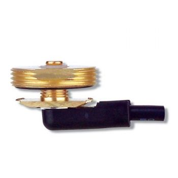MB8T Permanent Thick-Roof NMO Antenna Mount with 17ft Coax