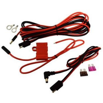 PACH9RVCHW  Hardwire Charger Install Kit, Includes DC Power Cables and Fuses, Use with 49er Chargers
