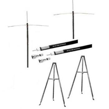 Dual Antenna Kit for RDPR 5 Watt