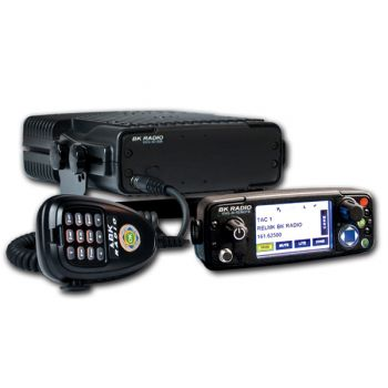 KNG-MxxxR APCO P25 Digital Remote Mount Mobile Radio