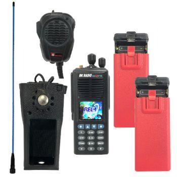 BUKNGCS - BK Radio KNG P150S Wildland Necessity Kit