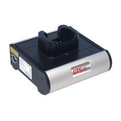 GTS Single Desktop charger for Harris XG-25, XG-75, P5300, P5400, P7300