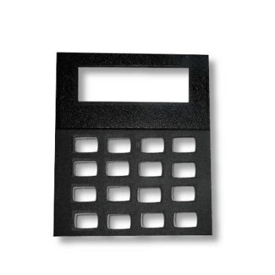 1411-20026-301 Keypad & LCD Housing Lexan Insert Assy for RELM BK Radio DPH, GPH, EPH