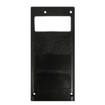1411-50702-007 Back Case, Black Lexan for RELM BK Radio DPH, GPH