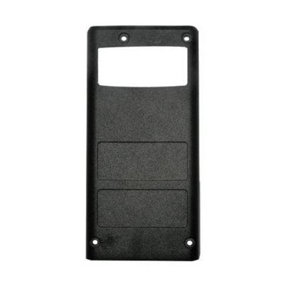 1411-60701-312 Back Case, Black Metal for RELM BK Radio DPH, GPH, EPH