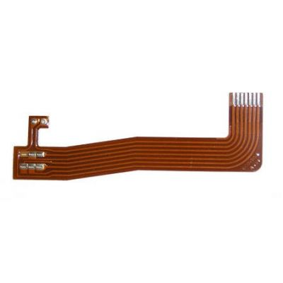 1700-60705-901 Flex Ribbon Cable, Options Board to Side Port for RELM BK Radio DPH, GPH, EPH