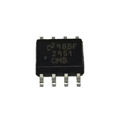 3134-30670-403, Induction Coil - IC, RGA, LP2951CM, S08 for RELM BK Radio DPH, GPH