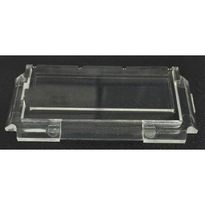 3900-50705-600 LCD Transparent Window Cover, for RELM BK Radio DPH, GPH, EPH