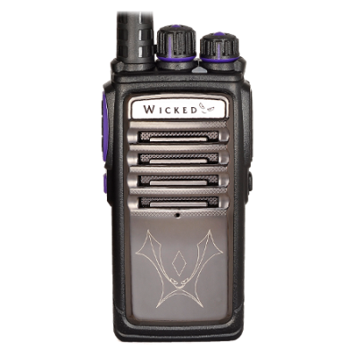 Alpha1, UHF 450-470 MHz, 16 Channel, 5 Watt, Analog Two Way Radio