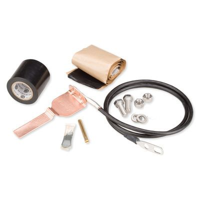 "Commscope Grounding Kit for 1/2"" Coaxial Cable"