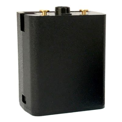 Black, 2200 mAh / Li-Ion Rechargeable Battery, BADPHRCBA22 - Equivalent to LAA0170 for RELM BK Radio DPH, GPH