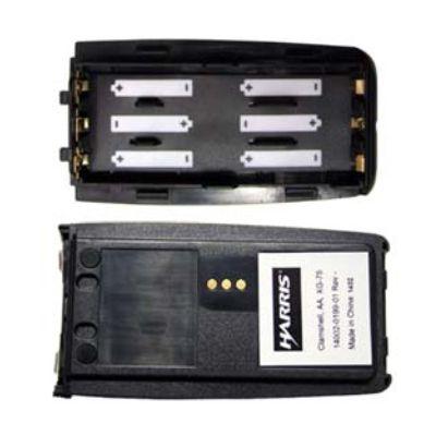 Alkaline AA Battery Clamshell, EV-PA3S for Harris XG-75P