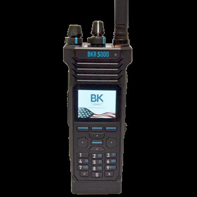 NEW BKR5000 Single-Band Portable Two-Way Radio