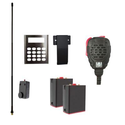 Bendix King DPH Radio Grab N Go Clamshell Accessory Kit