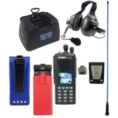Heavy Equipment Operator BK KNG2 Radio Bundle
