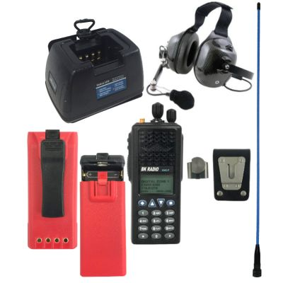 Heavy Equipment Operator BK KNG Radio Bundle