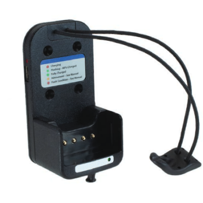 Compact Vehicle Charger, CA Energy Certified, Rapid Rate, for BK KNG, KNG2