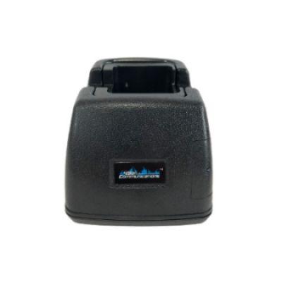 Single Radio Desktop AC Charger for Motorola XTS, Cosmo, EF Johnson Portables