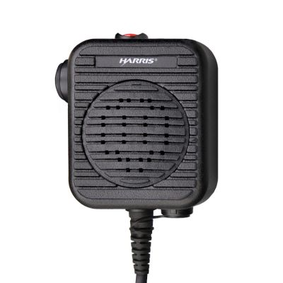 Speaker Mic, MAEV-NAE6C, Intrinsically Safe, Emergency Button for Harris XG-75P