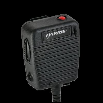Speaker Mic with Emergency Button, XL-AE4B for Harris XL-200P radios